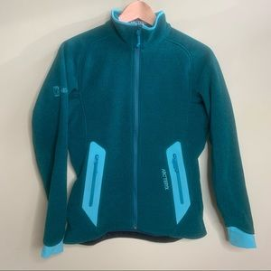 Arc'teryx Strato Jacket small s Teal